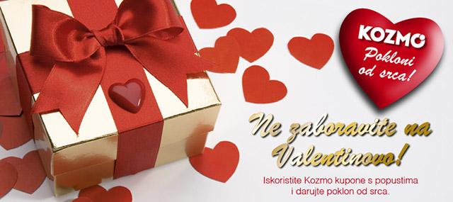 Kozmo parfemi za mjesec ljubavi 2016