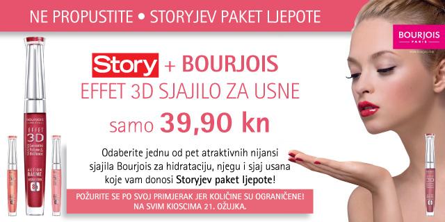 Story Bourjois paket ljepote