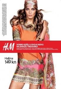 H&M otvorenje u Avenu Mall-u