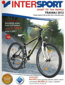 Intersport katalog-travanj-2012