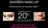 Sephora kozmetika popust