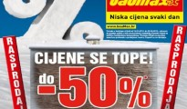 Baumax katalog zimska rasprodaja