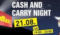 BauMax CASH & CARRY NIGHT