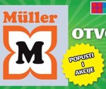 Muller Avenue Mall Zagreb OTVORENJE!