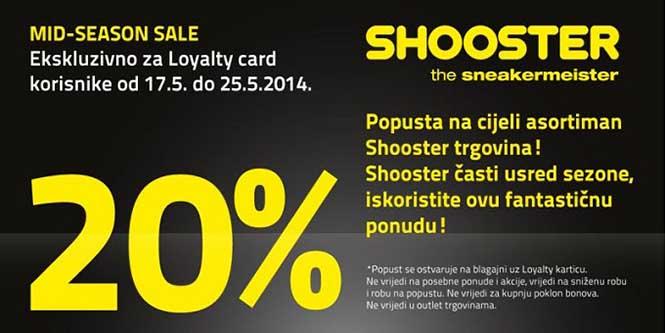 Shooster mid season sale