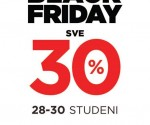 Mango Black Friday akcija