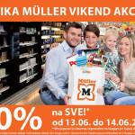 Muller Hrvatska popust na SVE!