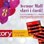 Story kuponi za Avenue Mall
