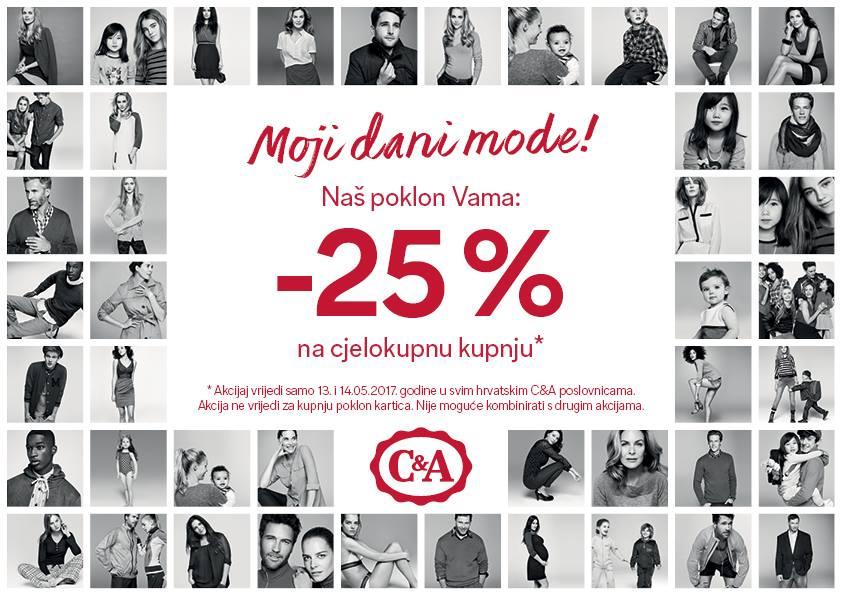 CA Hrvatska popust 2017