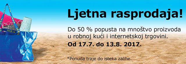 IKEA Hrvatska Ljetna RASPRODAJA!