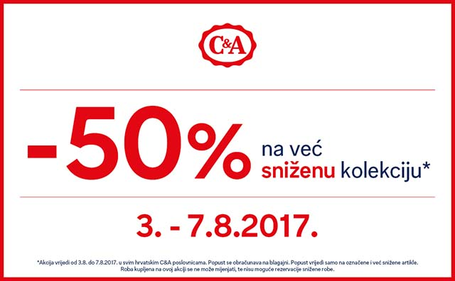 c und a rasprodaja ljeto 2017
